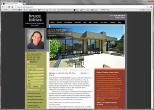 Bruce Tobias Sedona Real Estate Website