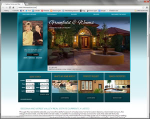 Jacque Weems Real Estate Website