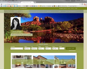 Susan Deierling, Sedona Luxury Real Estate Professional, Real Estate Website
